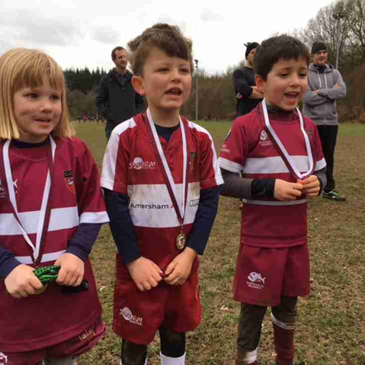 U5/6s Player of the Week - 19th Feb 2017