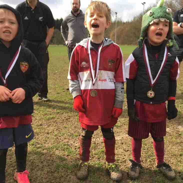 U5/6s Player of the Week - 26th Feb 2017