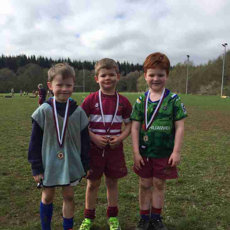 U5/6s Player of the Week - 2nd Apr 2017