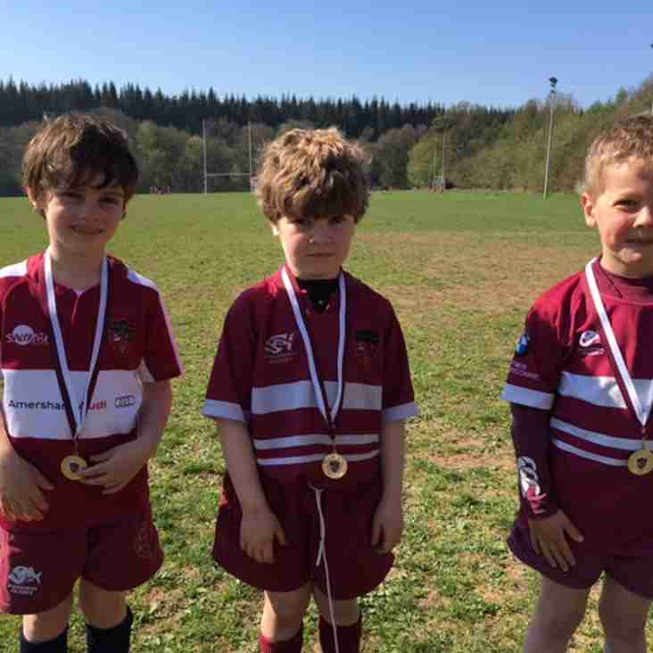 U5/6s Player of the Week - 9th Apr 2017