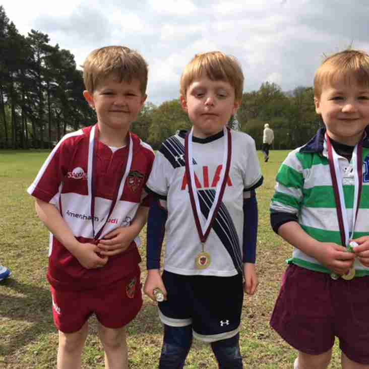 U5/6s Player of the Week - 23rd Apr 2017