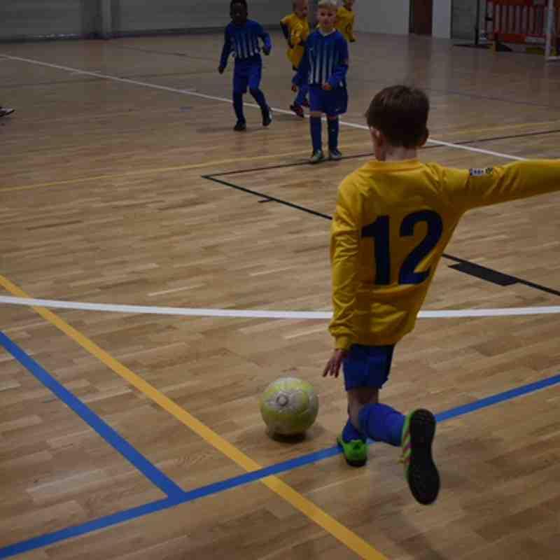 Bardwell Bullets Futsal