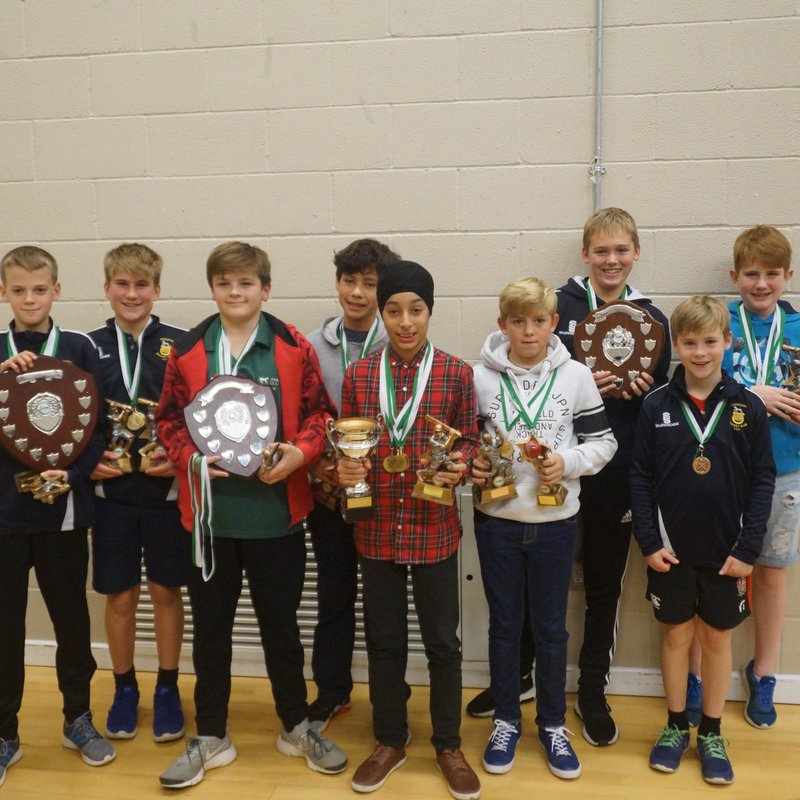 Youth League and Individual Awards