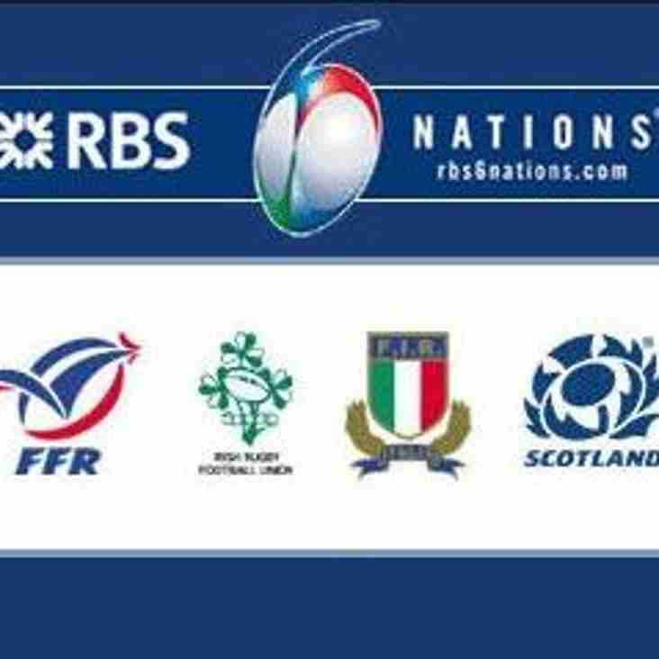 6 Nations 2018
