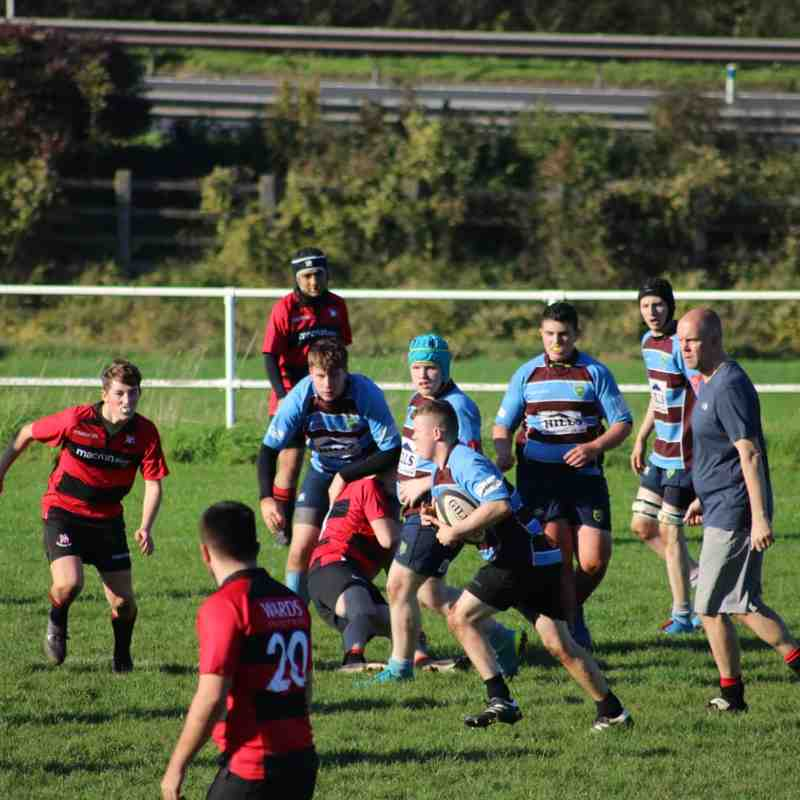 Gordano v Colts 21st Oct 2018