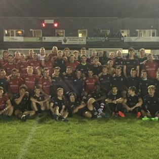 A Great Send Off For the Exiles