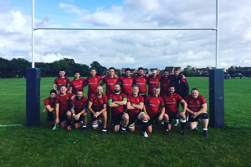 4th XV - Cavaliers lose to Hadleigh Falcons 19 - 32