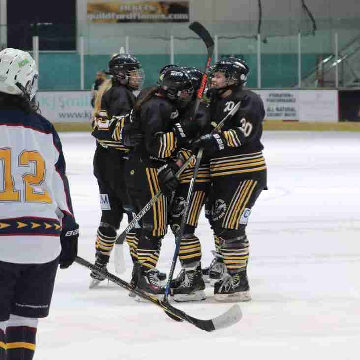 Weekend Round Up: Queen Bees win 3-1, while Fire Bees are defeated 5-1 at home
