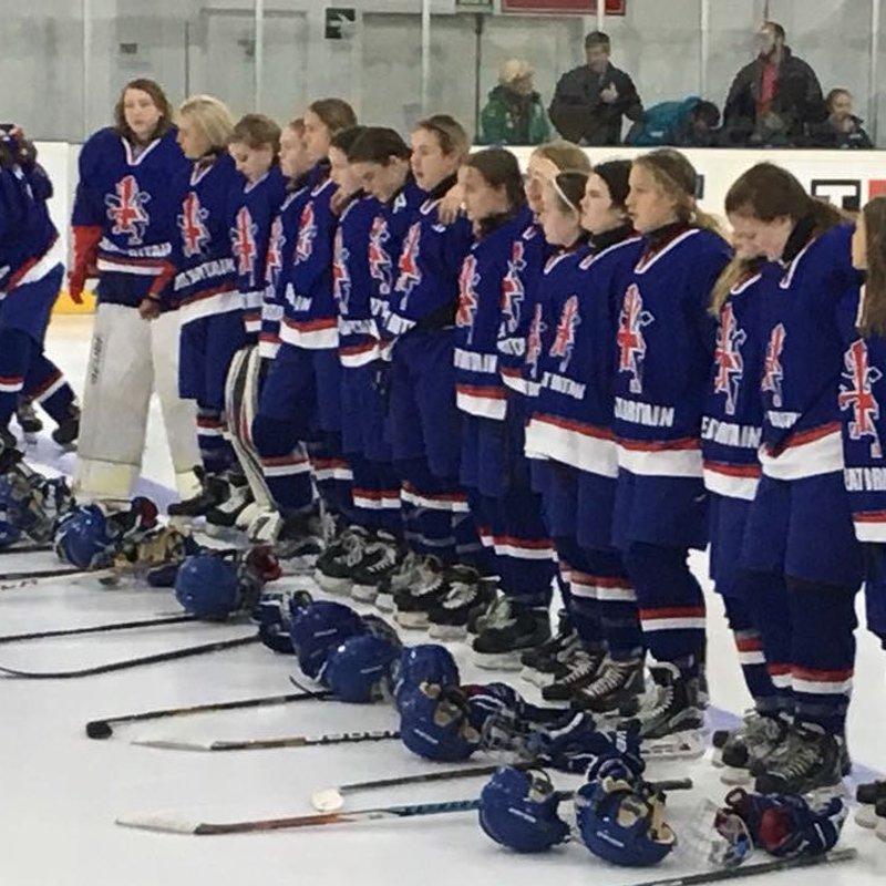 GB U18 Women Championship starts this weekend!