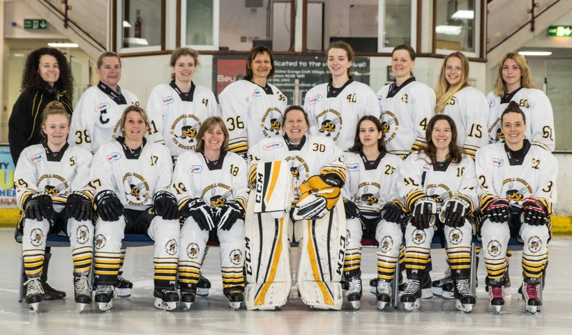 Fire Bees Roster For 2018 19 So Far News Bracknell Queen Bees Ihc