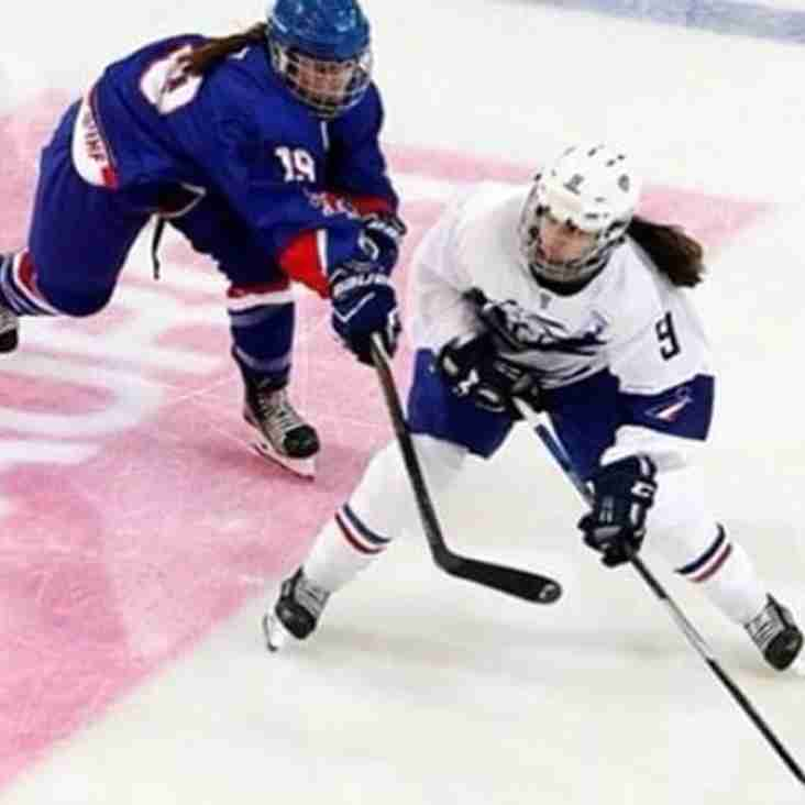 Laffitte to represent France Senior Womens Team