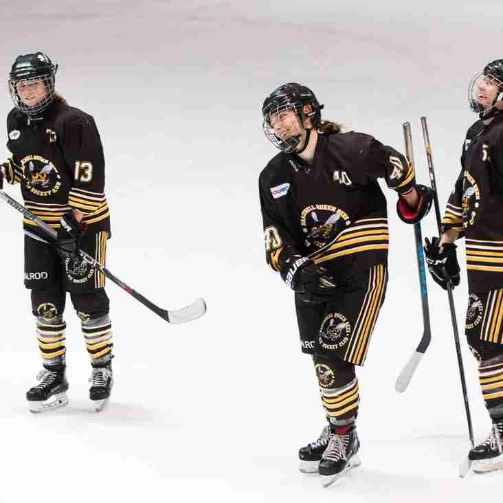 Queen Bees 5 - 3 Guildford: Match Report