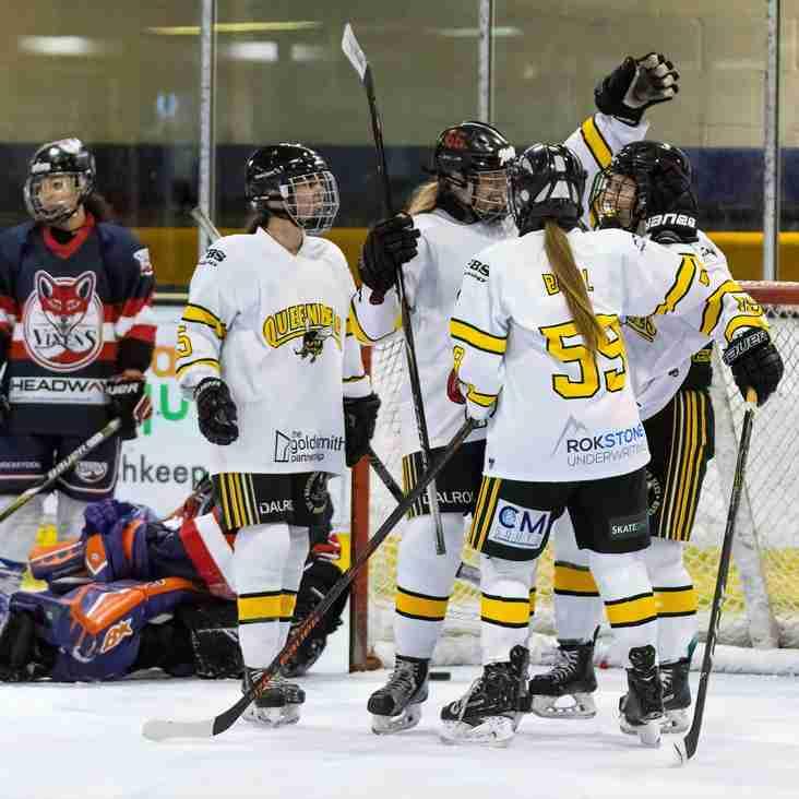 Queen Bees 15 - 1 Streatham Storm - Match Recap