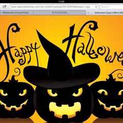 halloween fancy dress & disco