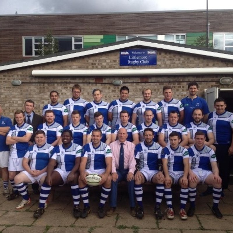 Littlemore 1st XV beat Farnham Royal 53 - 3