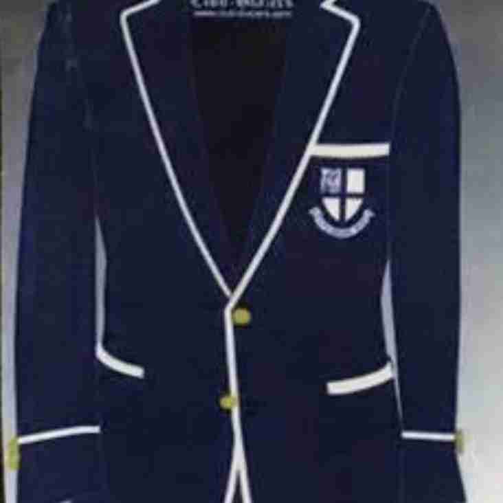 NEW club blazers available