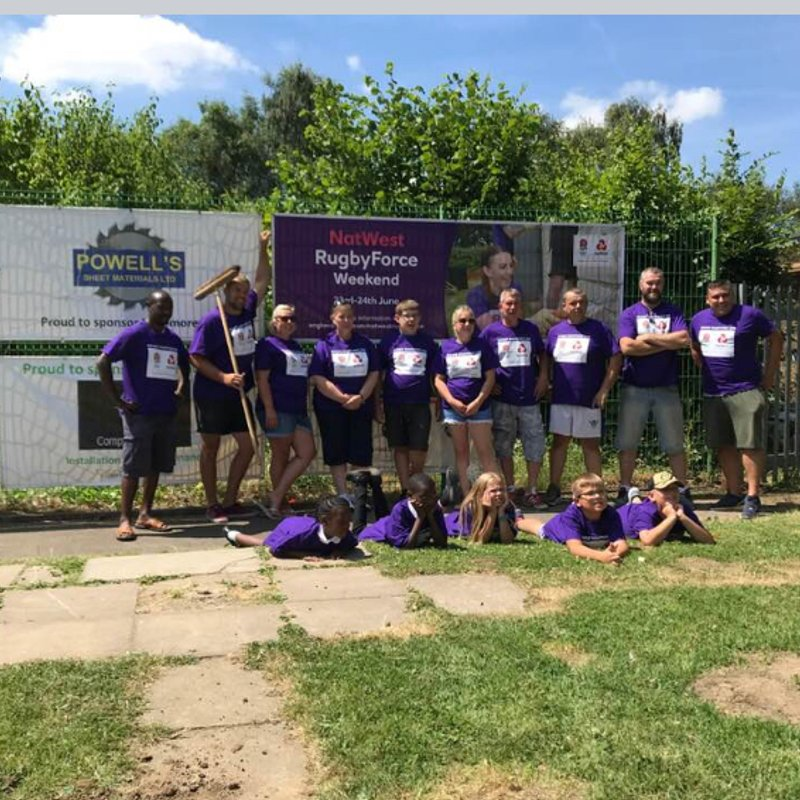 NatWest Rugby force 2018