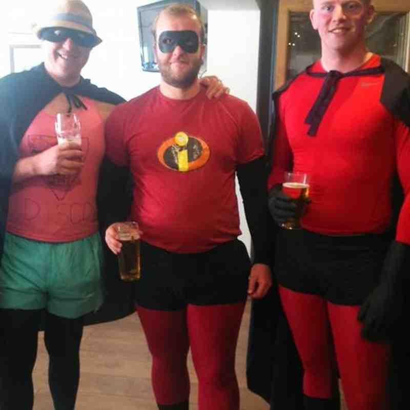 Charity Shop Superheros