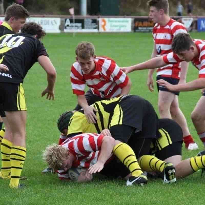 Junior Colts v Cockermouth
