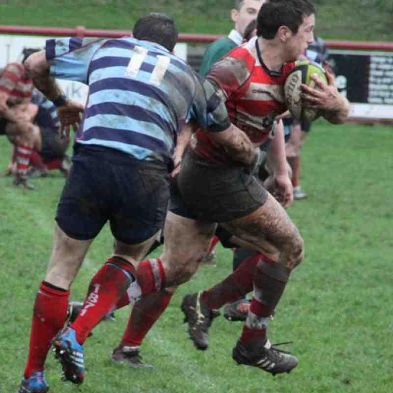 First XV v Birkenhead Park