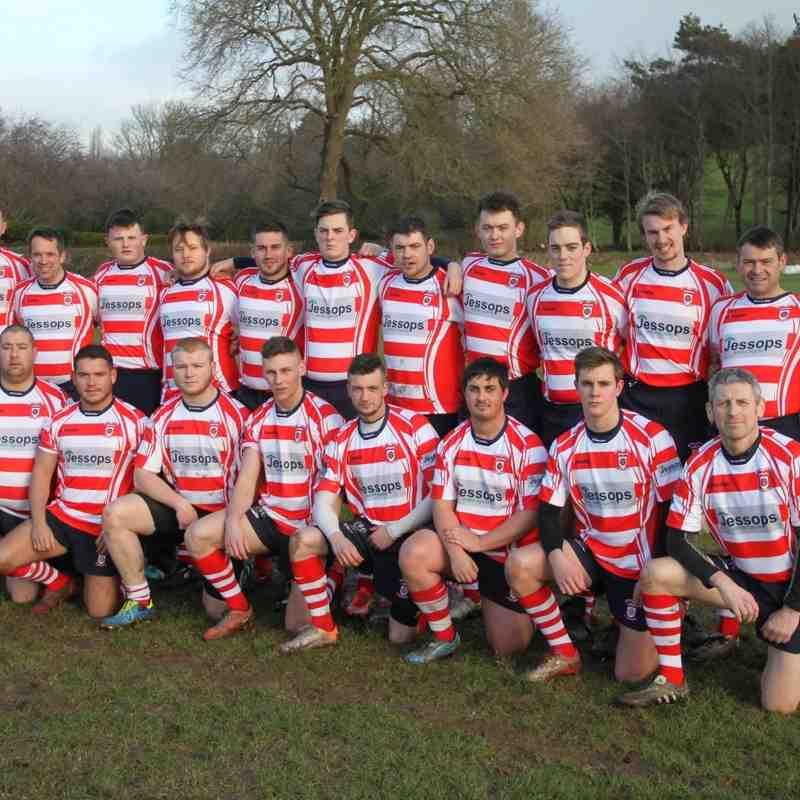Vikings v Bowdon