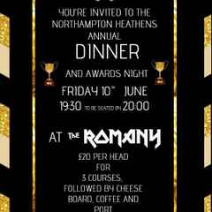 Annual Dinner & Presentation Evening
