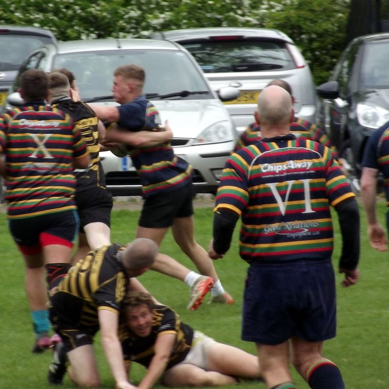 ODs v Scouts Occasionals