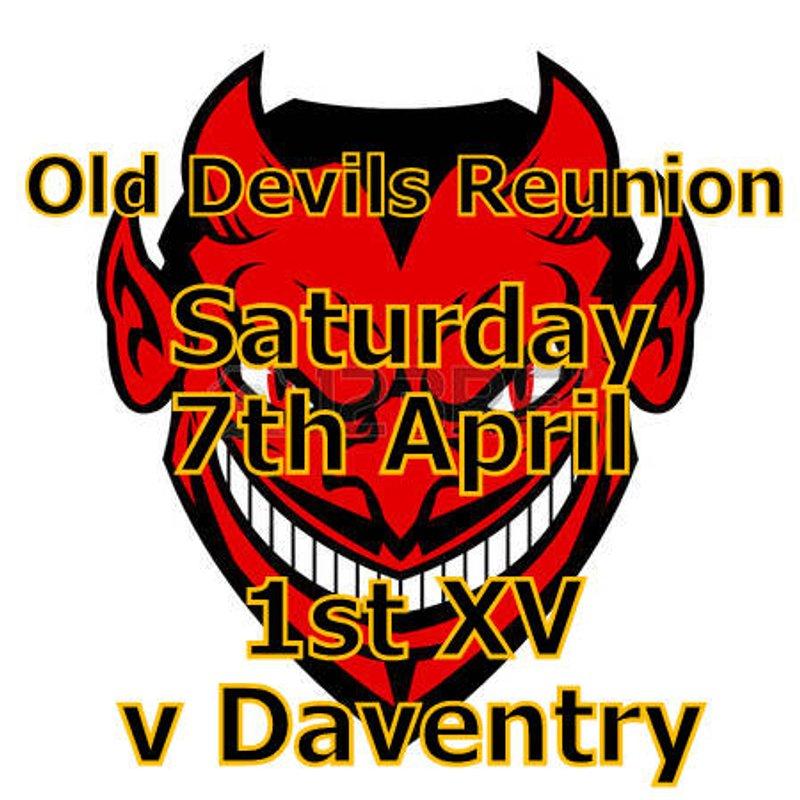 Old Devils Reunion