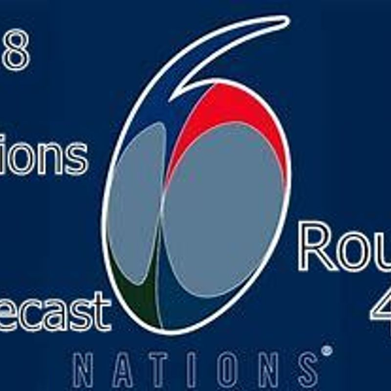 2018 Six Nations Forecast - Round Four