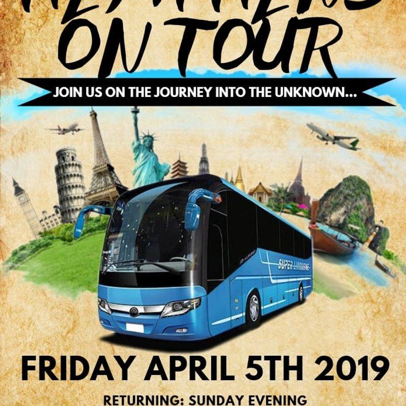 Tour Time!!