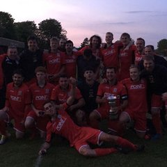 Reserves win Seaton hospital cup