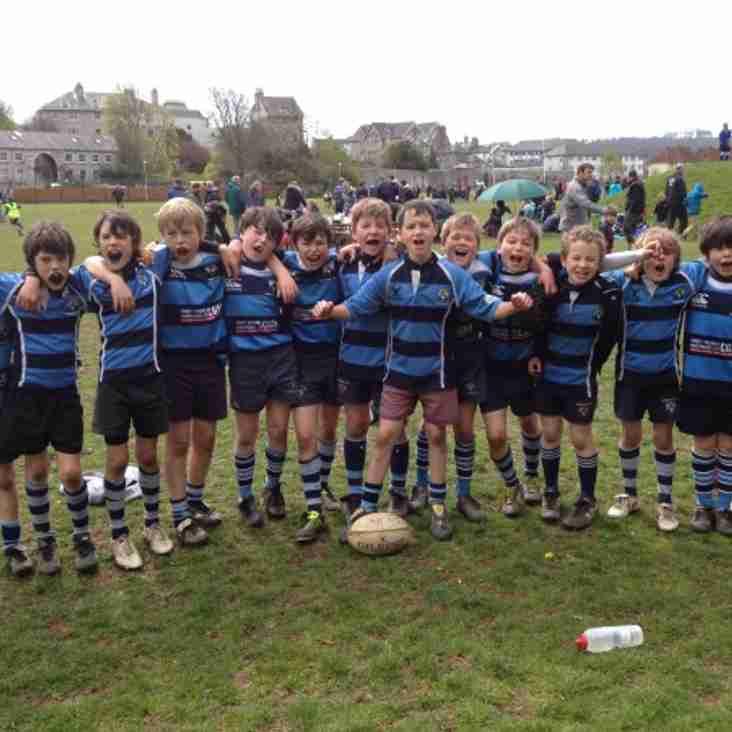 Devon Festival Under 10s