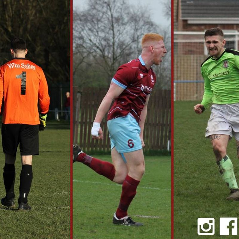 Vote for your PA Discos March Player of the Month