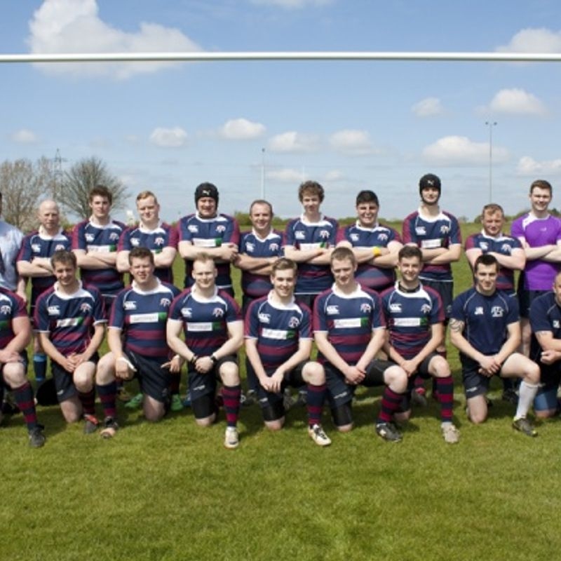 "2nd XV "" the nomads "" lose to Oundle 2nd XV"