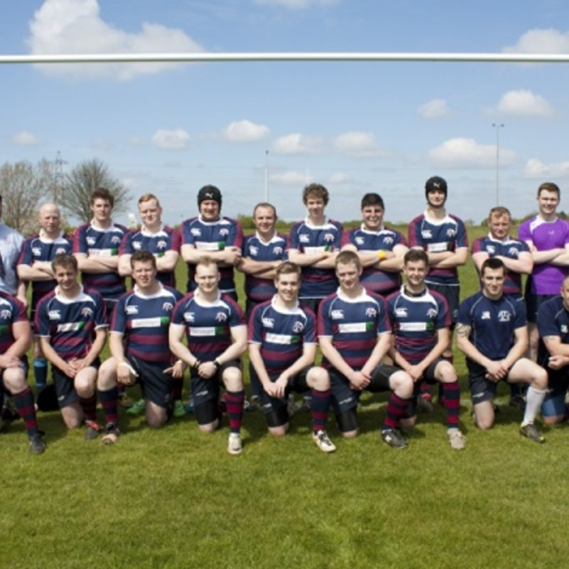 "2nd XV "" the nomads "" beat Old Northamptonians 3rd XV 59 - 5"
