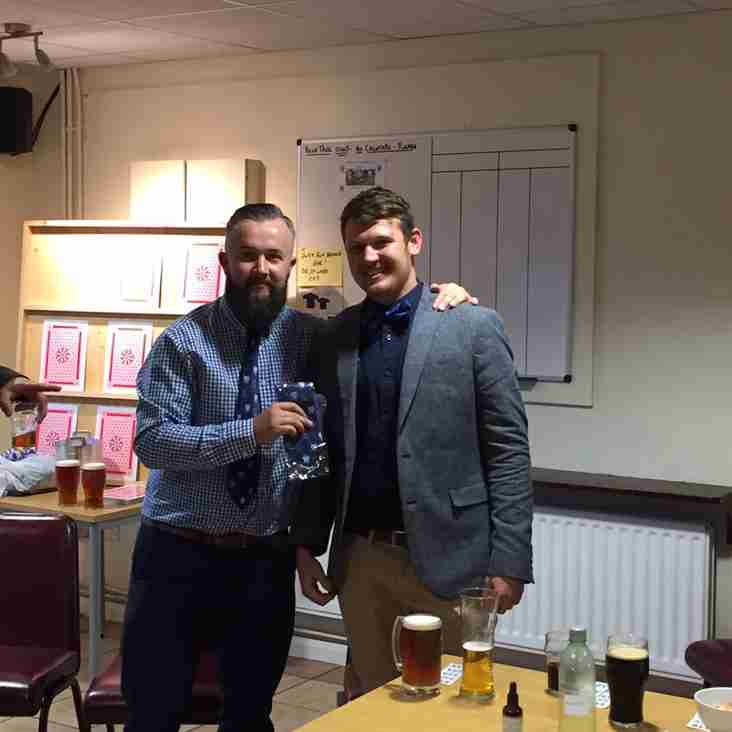 1st XV Player of the Month