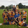 King's Rugby - KCS Old Boys RFC vs. U9s