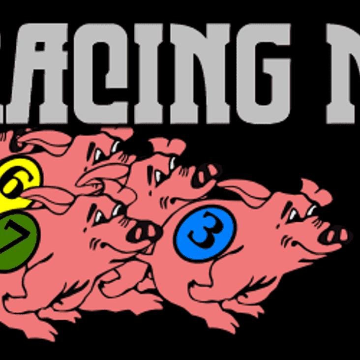 GREETLAND'S FIRST PIG RACING EVENING!!