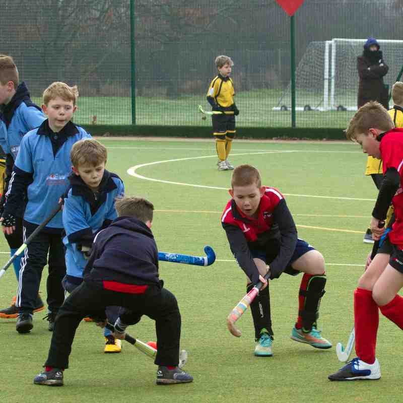 Boys Under 10's Hex way tournament - Herne Bay Feb 5th 2017