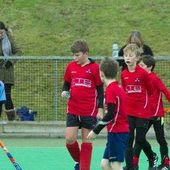 Boys Under 10 Tri-Wizard Tournament @ Canterbury 3rd December 2017