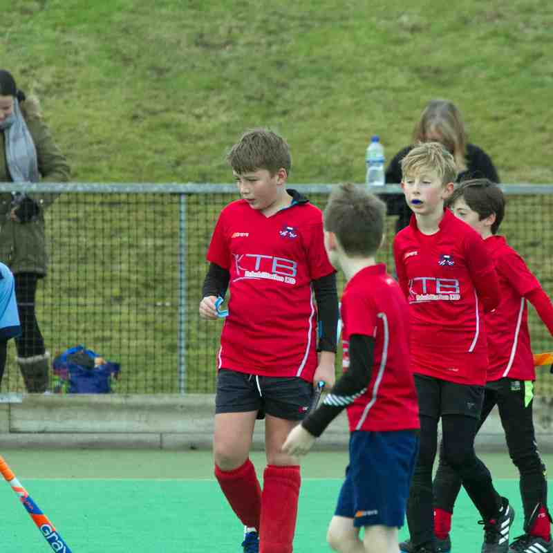 Boys Under 10 Tri-Wizard Tournament @ Canterbury 3rd December 2017