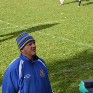 BBOB v Brackley league game u15