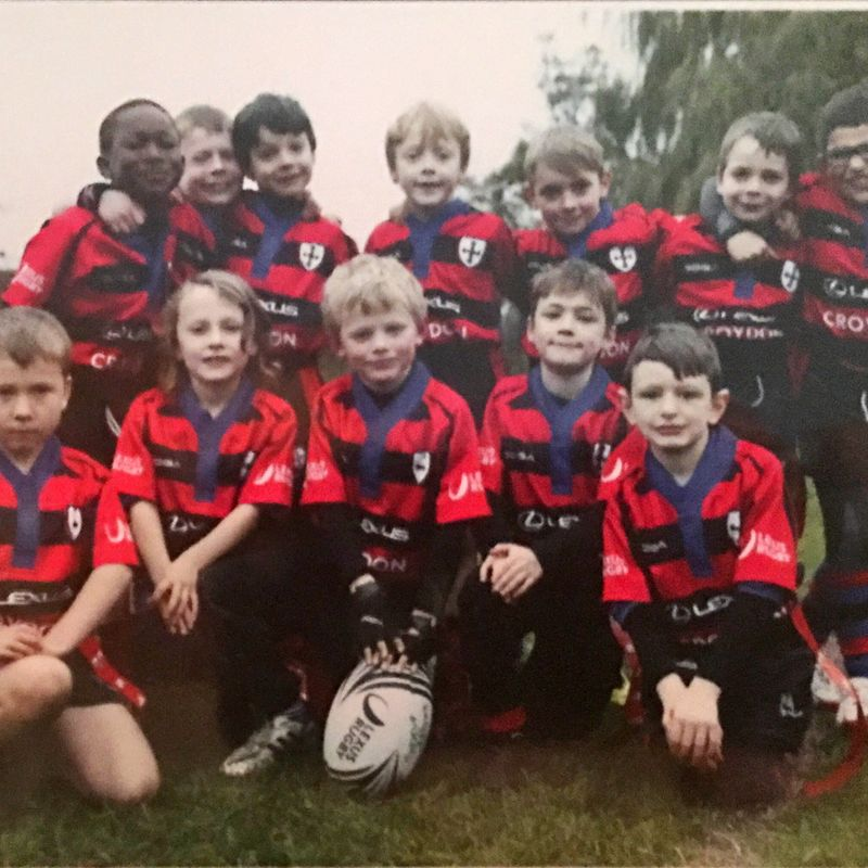 Old Whitgiftian RFC Under 12 vs. Cranbrook