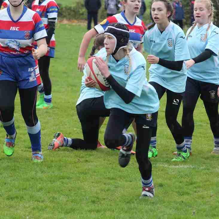 U15 Girls Away at Castleford