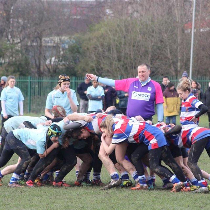 Castleford Girls U15s v Pontefract Rufc