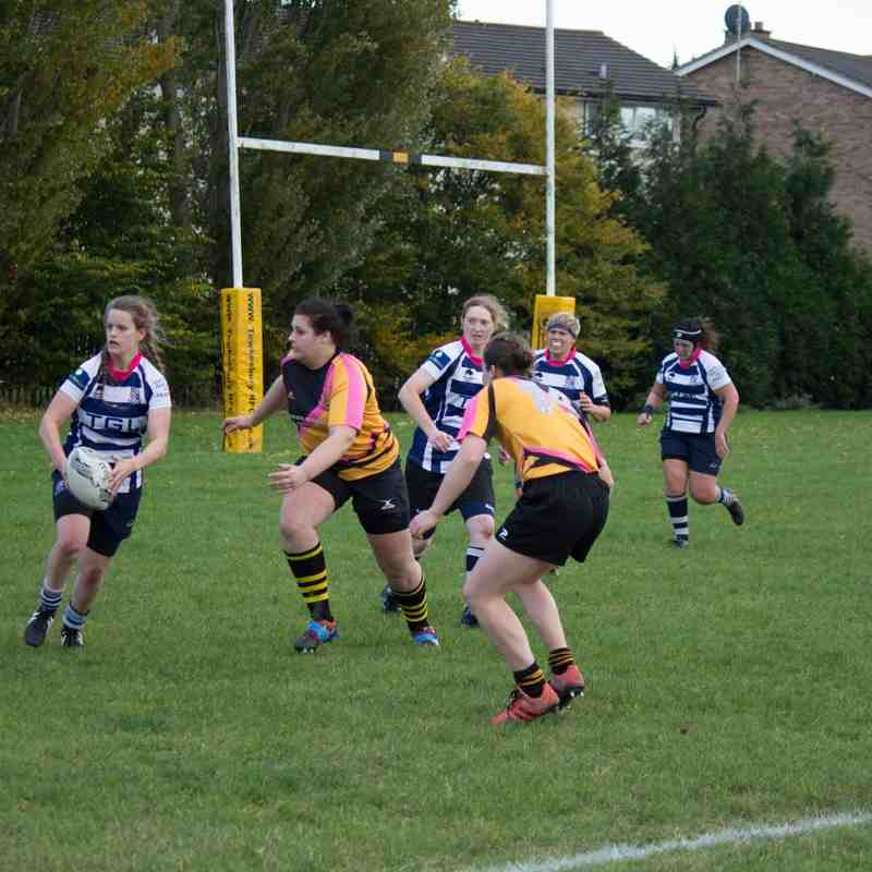 Banbury Belles vs Tewksbury 23.10.16