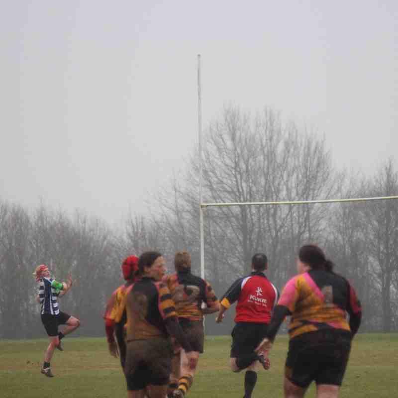 Belles vs Tewksbury 15.01.17
