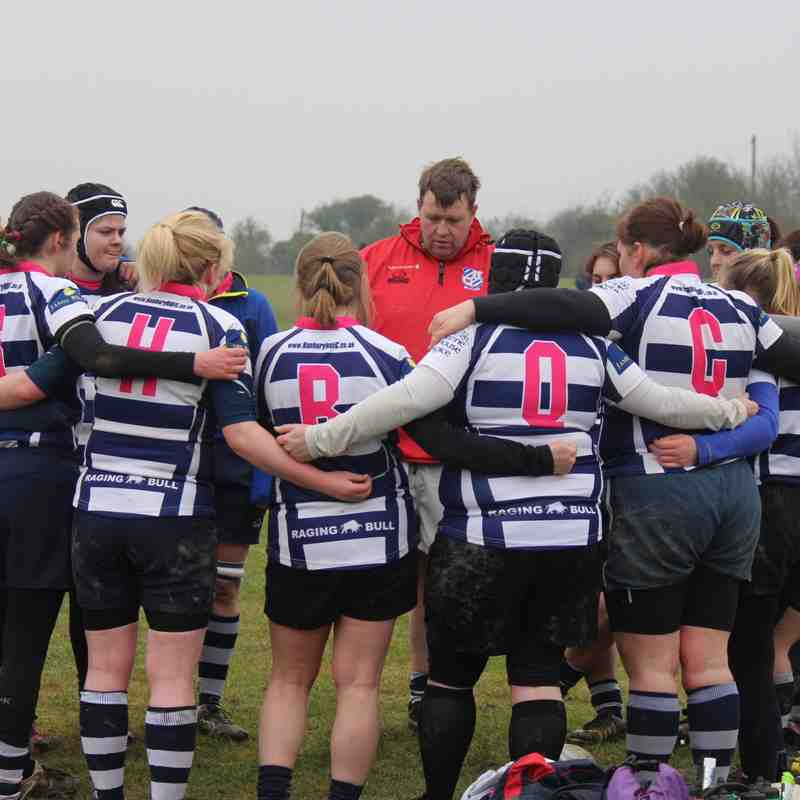 Belles vs Risbrough Ladies 12.02.17