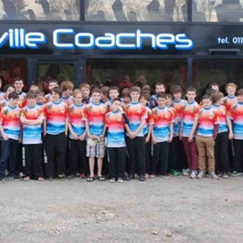 Rugby Tour '13 (Devon)