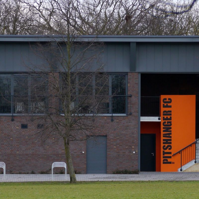 Our new clubhouse is open for viewings and bookings